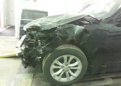 BMW SUV Before Bodywork