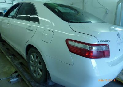 Camry After Repairs