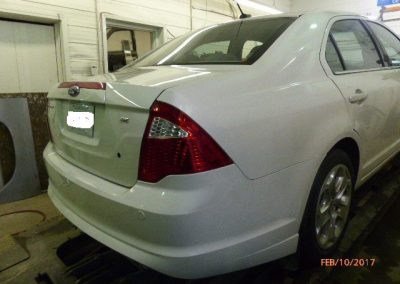 Ford After Autobody Repairs