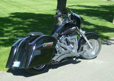 Custom Motorcycle Work