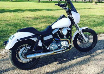 Motorcycle Repaint