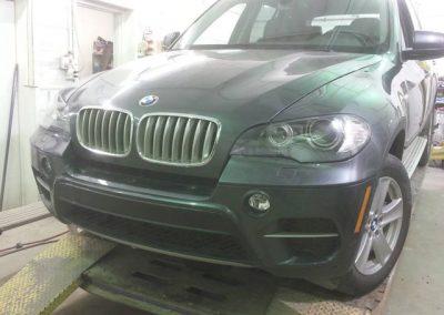 BMW After Bodywork